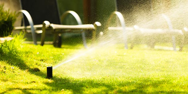 yard-sprinklers