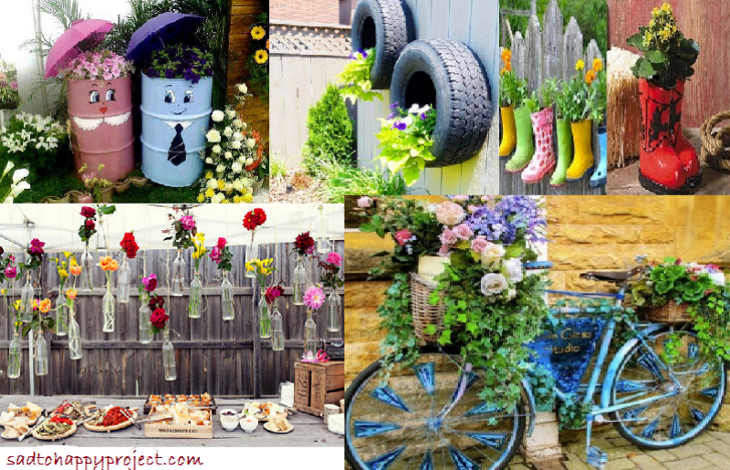 Diy Gardening Ideas To Make Your Garden Look Awesome In Your